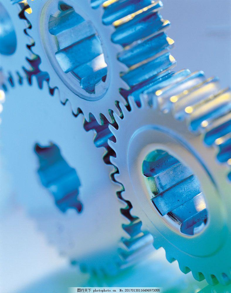 齿轮 齿轮图片素材 工业生产 机械 零件 现代科技