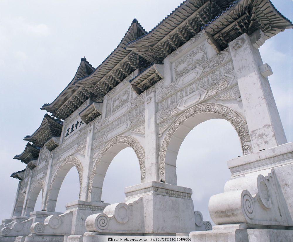 中国风古代建筑摄影图片