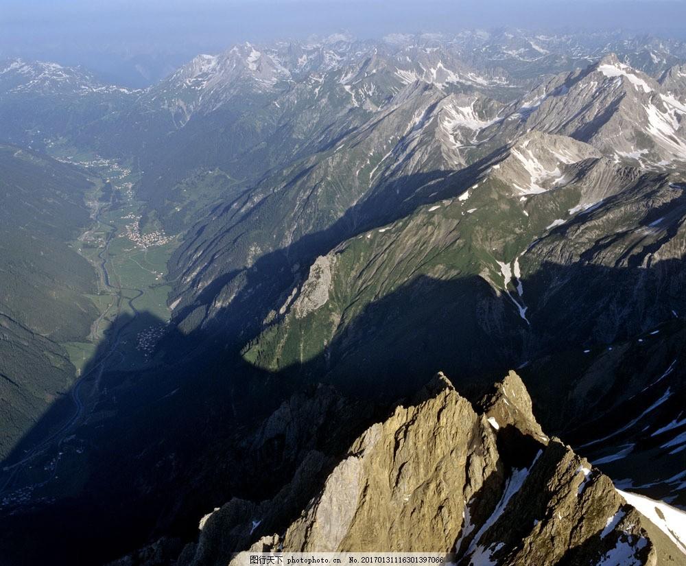 高山风景100图片