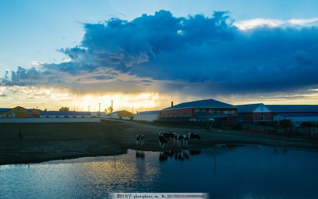呼伦贝尔 唯美 风景 风光 旅行 自然 内蒙古 美丽呼伦贝尔 摄影
