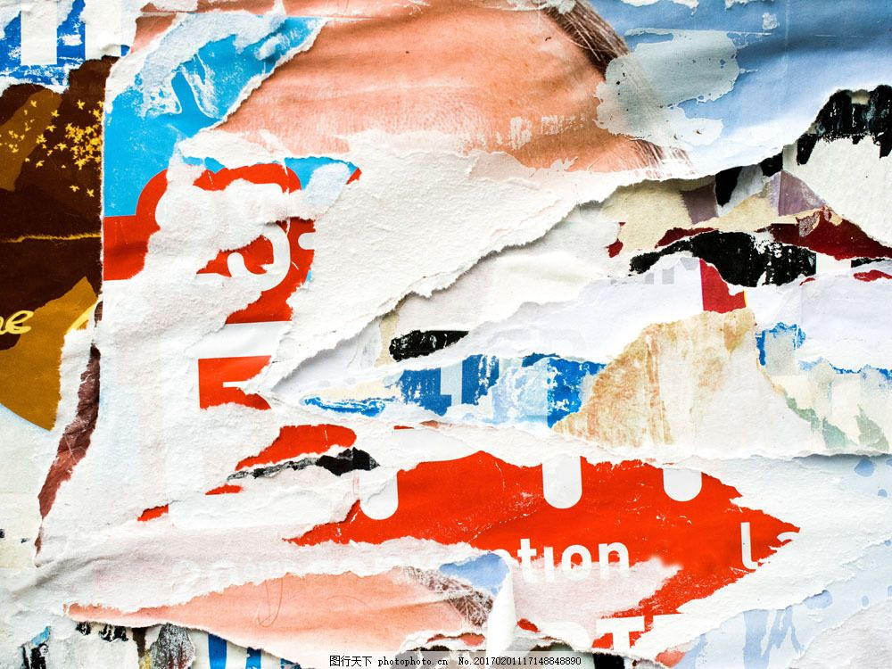怀旧纸张背景图片素材 怀旧纸张背景 撕边 撕纸背景 纸张纹理背景