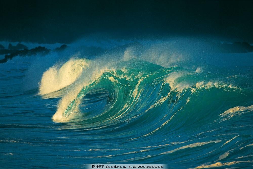 设计图库 高清素材 自然风景  海浪16图片素材 海浪 大海 海边 海水