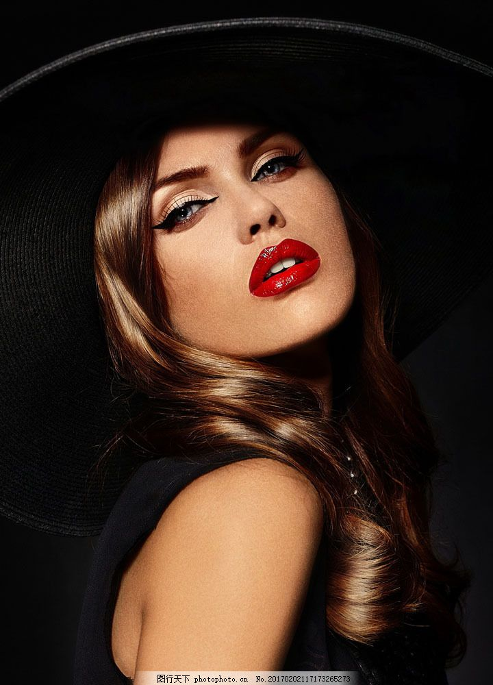 时尚美容美女素材 时尚美容美女素材图片素材 美发 化妆 女人 人物