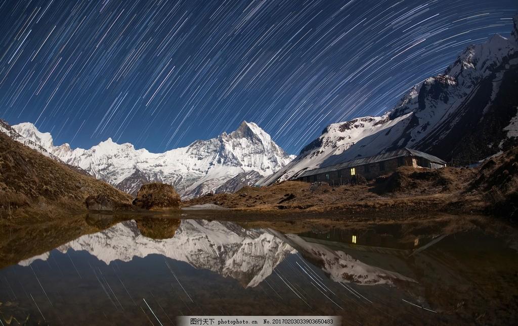 长白山星空 唯美 风景 风光 旅行 自然 吉林 夜景 夜空 摄影