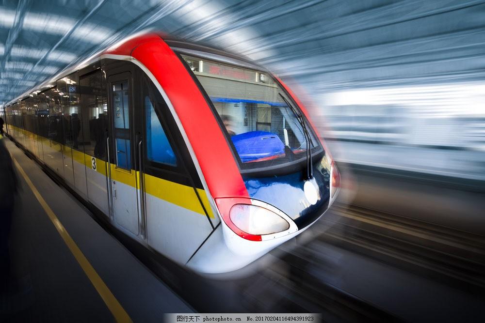 高铁火车图片