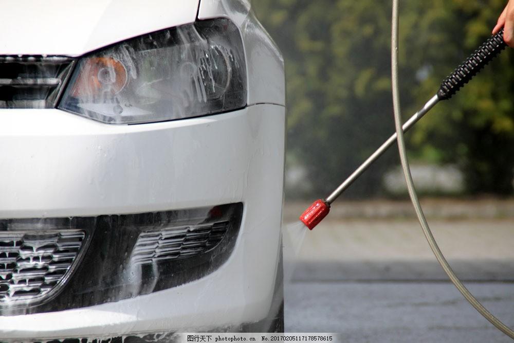 高清洗车摄影 高清洗车摄影图片素材 汽车 汽车摄影 汽车美容 其他