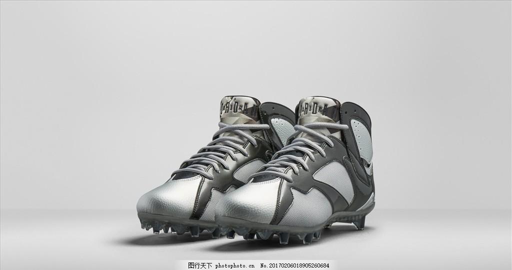 nike橄榄球球鞋宣传广告