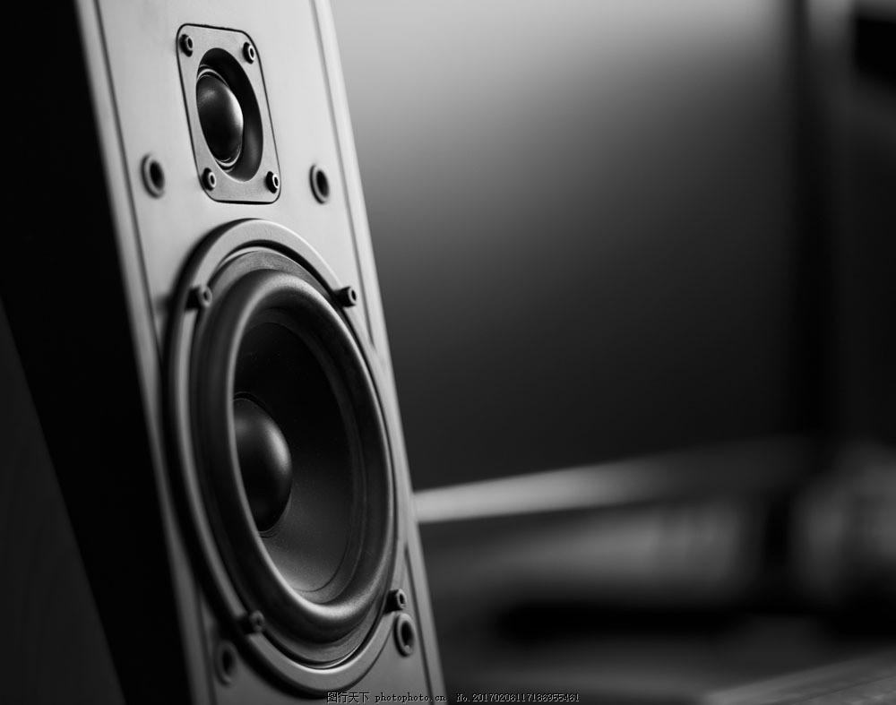 音箱喇叭 音箱喇叭图片素材 音响 乐器 打击乐器 音乐器材 影音娱乐