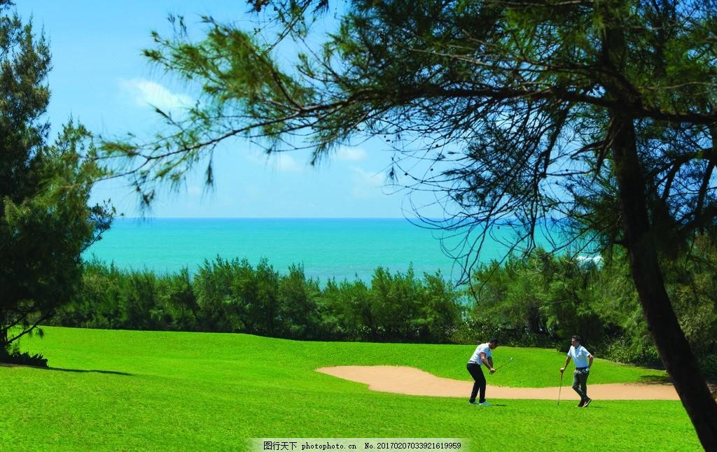 斯里兰卡香格里拉度假酒店 高尔夫球场 高尔夫 高尔夫运动 精英运动