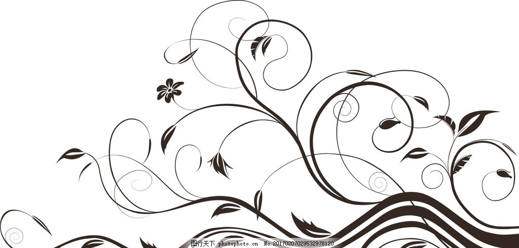 古典 花纹 花边 纹样 清新花纹 欧式 古典花边 装饰花纹 时尚 花纹