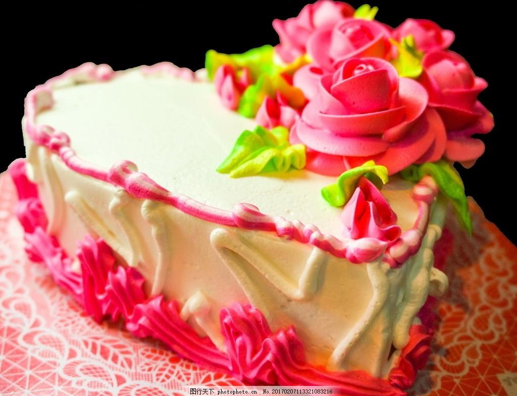 蛋糕盘绘画人物