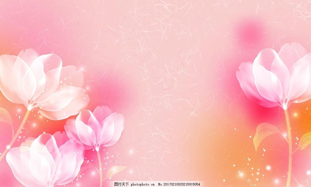 手绘花卉壁画 手绘 花卉 手绘花卉油画 手绘花卉花朵 手绘花 绣球花