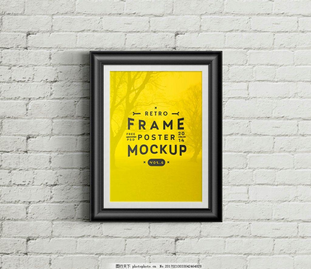 照片框 画 墙画框 框 边框 背景 素材 psd 相片 片框 框背景 欧式画框