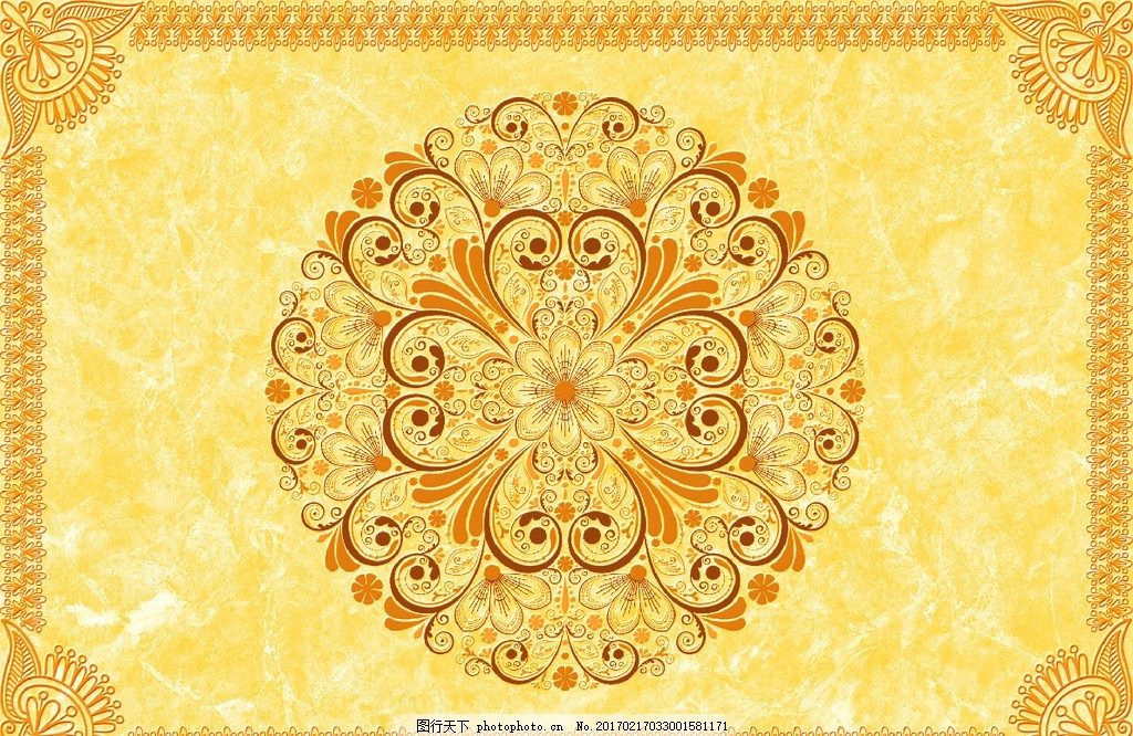 欧式地毯天花吊顶背景墙 大理石纹 欧式花纹 欧式地毯 抛晶砖拼花图