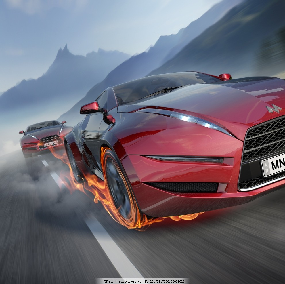 唯美 炫酷 3d 汽车 车 炫酷汽车 设计 3d设计 3d设计 300dpi jpg