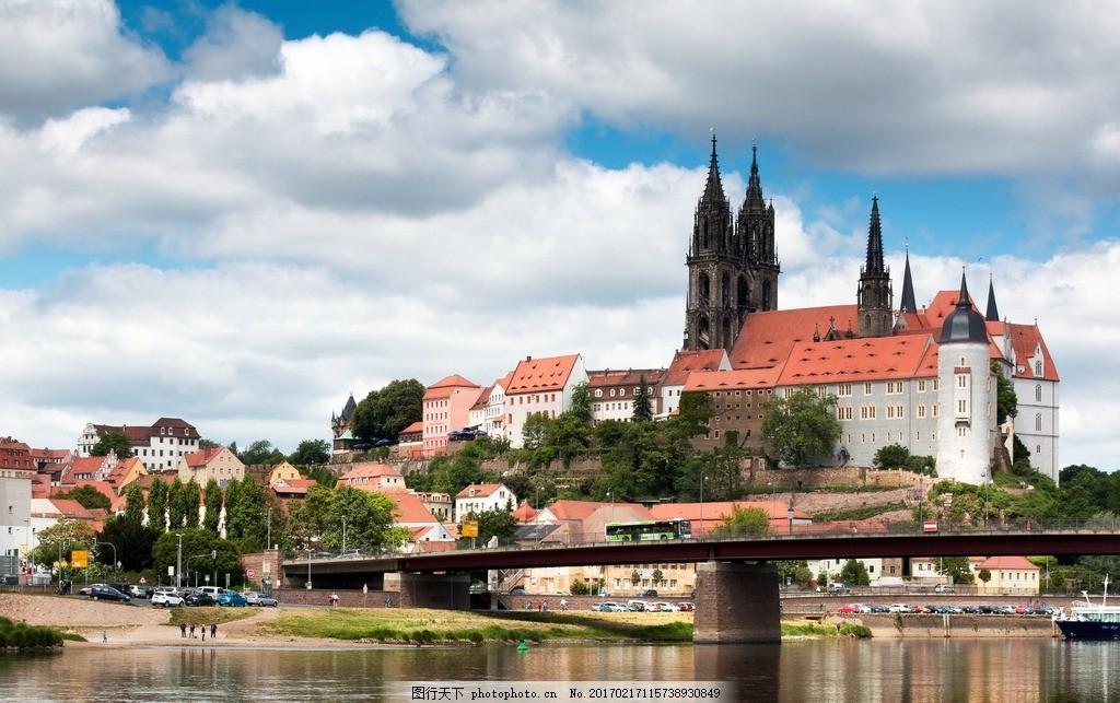 德国小镇风景