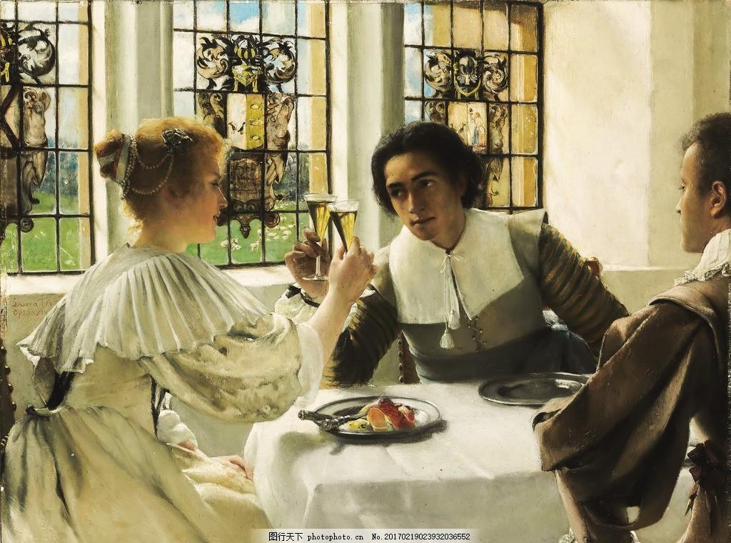 欧洲油画 油画 美女油画 抽象油画 手绘风景油画 现代装饰画 油画怀旧