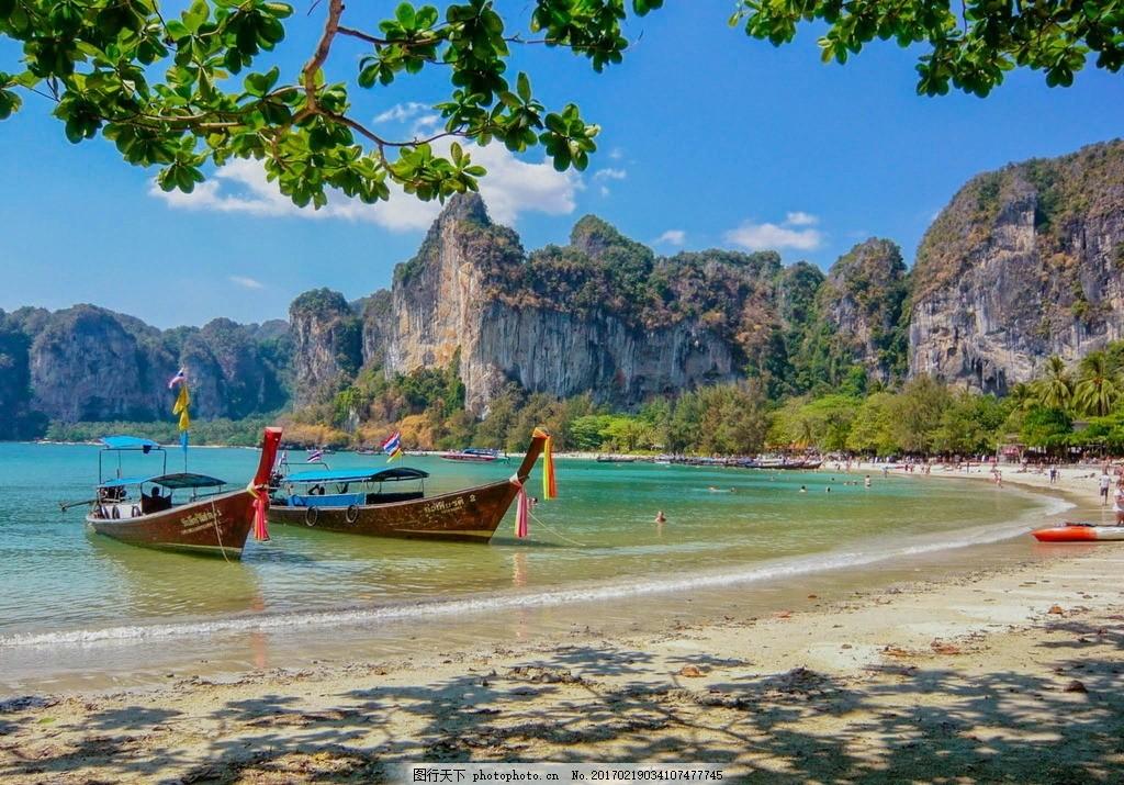 泰国海滩风景