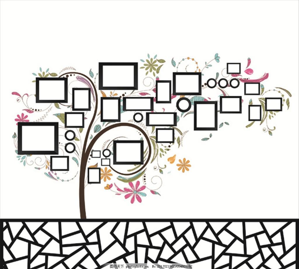 模板墙专业墙照片文化平面设计素材logov模板图片