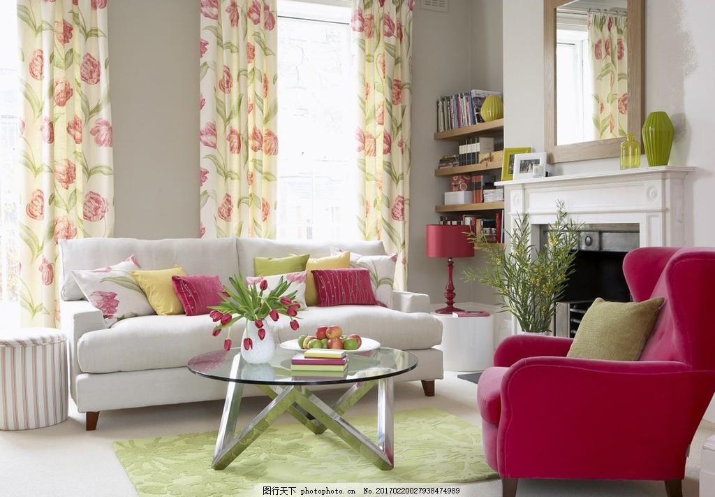 北欧风格 美式风格 软装搭配 素材 装饰设计 家装 北欧美式软装搭配