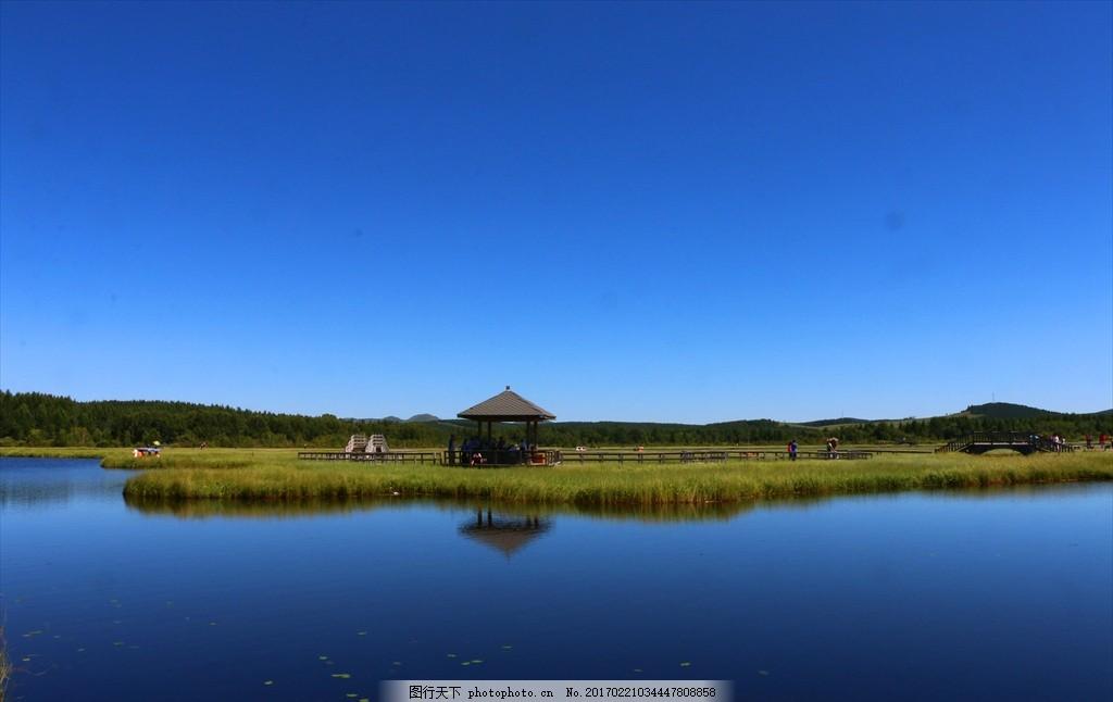 七星湖 坝上 围场 塞罕坝 湿地 摄影 自然景观 山水风景 72dpi jpg