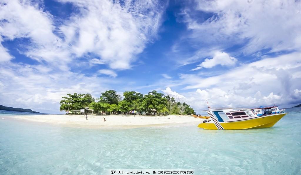 美娜多白沙岛 旅游 海岛 海水 摄影