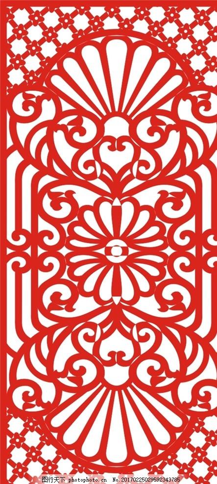 窗花 线条图 刻绘图 雕刻图 玻璃雕刻 艺术玻璃 艺术窗花 艺术缕空