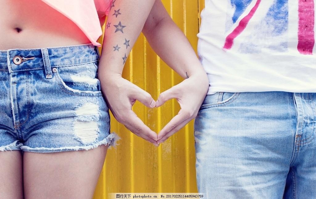 爱心 爱 爱情 情感 手势 表达 示爱 幸福 实用图片素材 摄影 生活百科