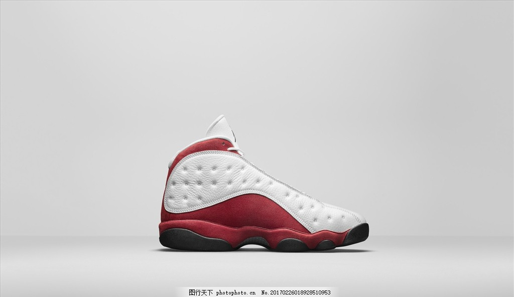 飞人乔丹鞋篮球鞋宣传广告