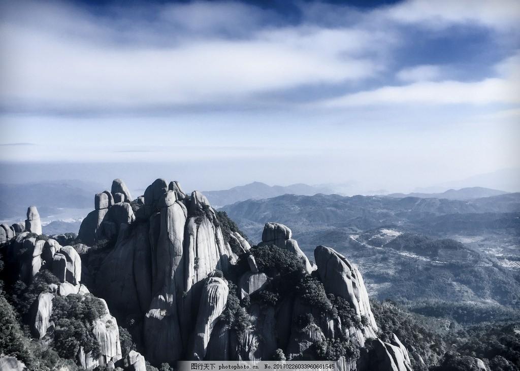 福鼎 太姥山 海上 仙都 山水 风景 摄影 摄影 旅游摄影 国内旅游 240