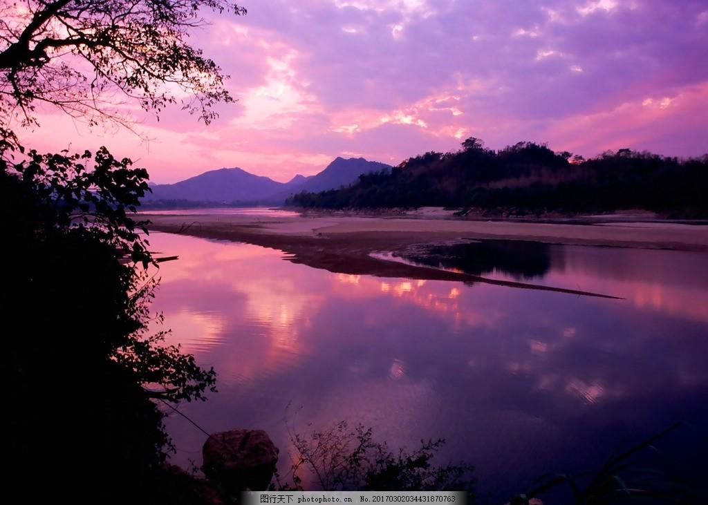 湖光山色 摄影 风景 风景区 大自然 风光