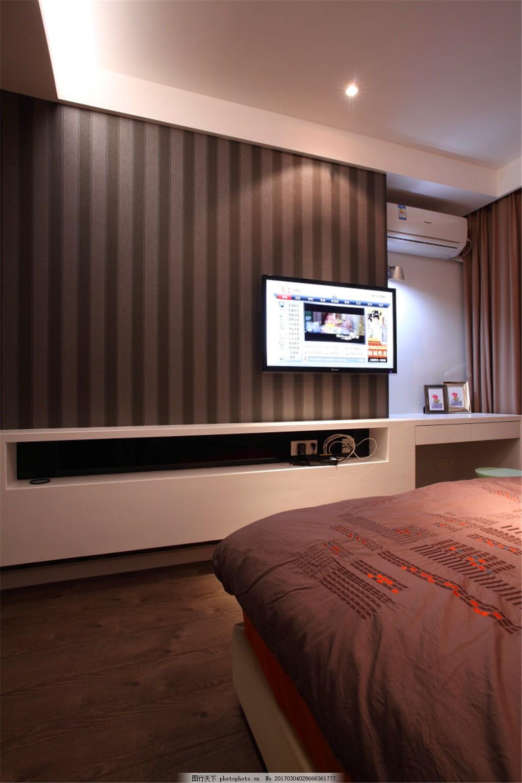 中式卧室装修效果图 家装效果图 客房 客厅效果图 空调 奢华 时尚