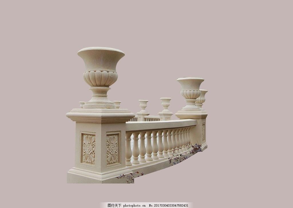 花钵 花盆 花坛 欧式花钵 欧式花盆 欧式花坛 素材 设计 psd分层素材