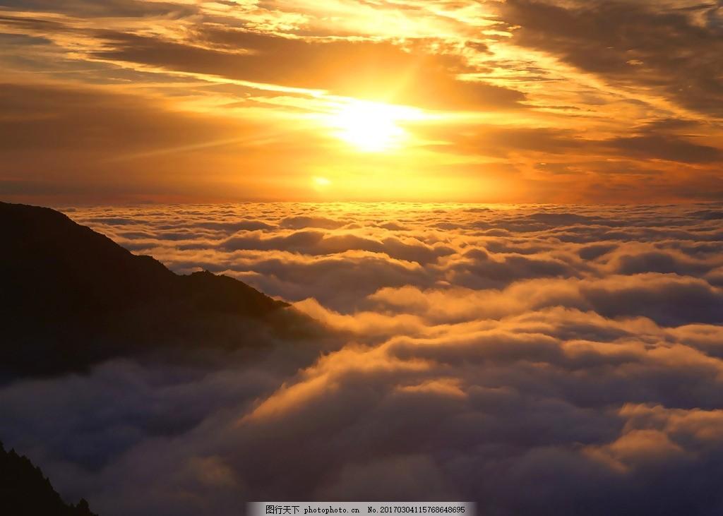 天空 蓝天 云彩 风景 风光 云海 云霞 夕阳 摄影 自然景观 自然风景