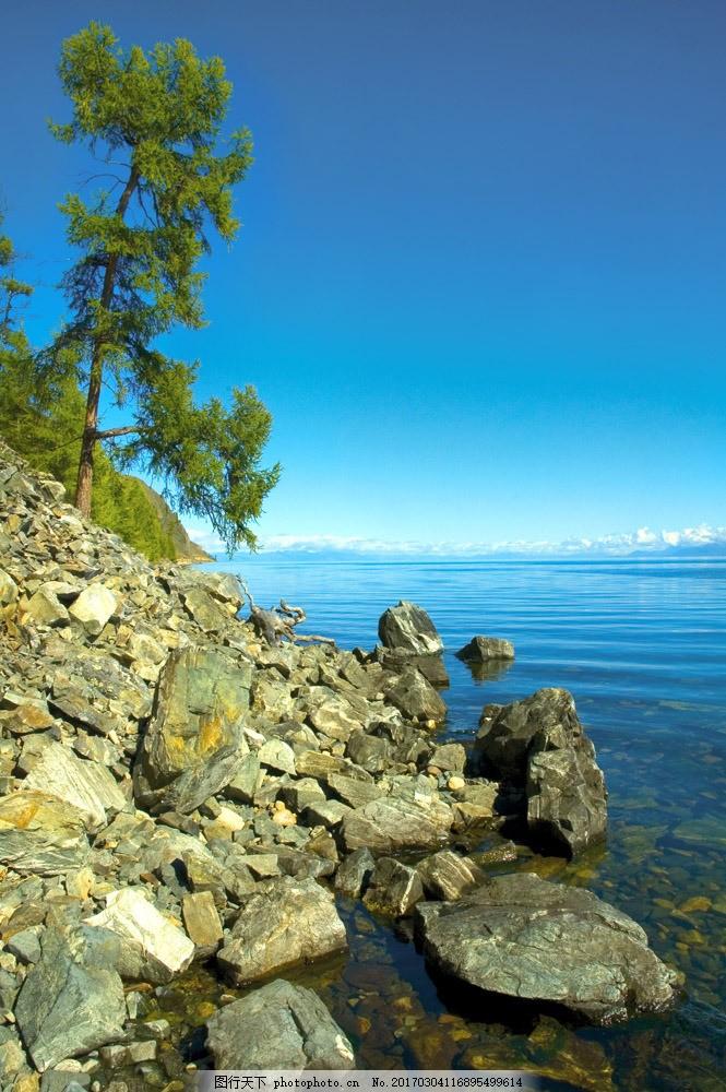 海边风光摄影素材图片