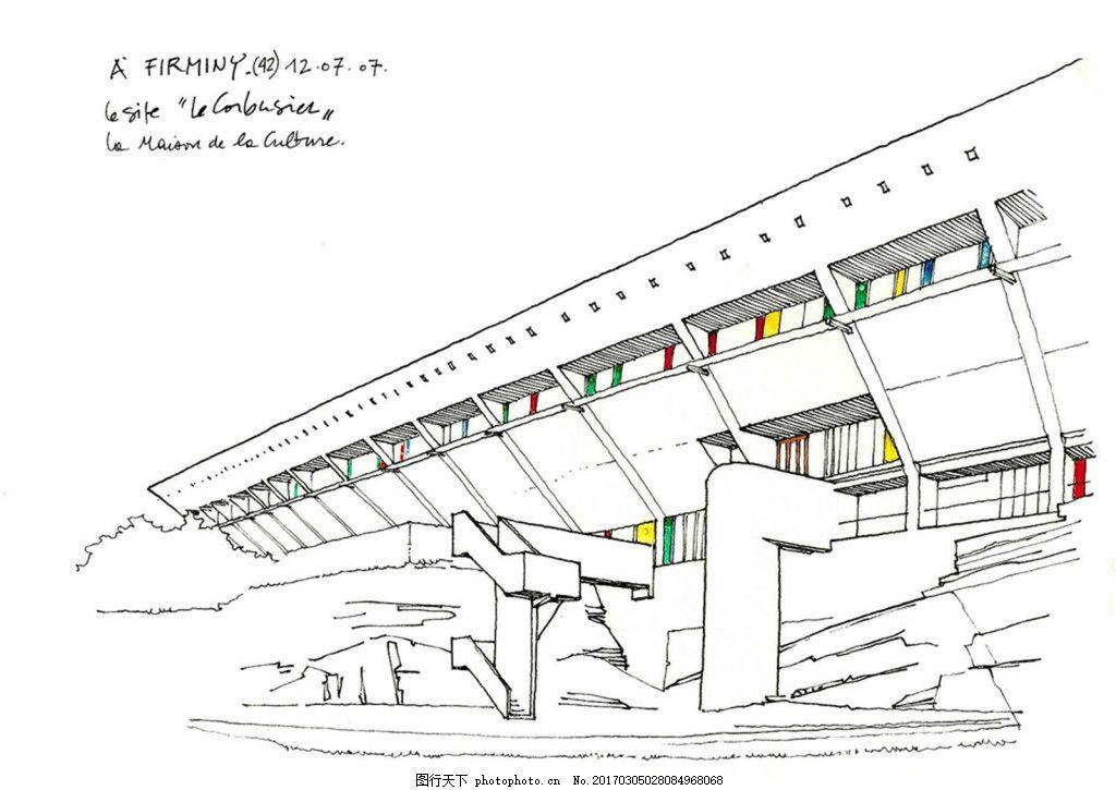 机场效果图 建筑平面图素材免费下载 手绘图 图纸 城堡 建筑施工图
