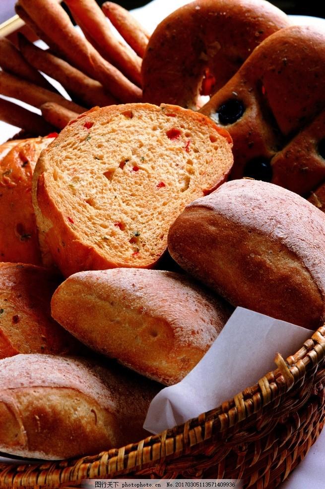 唯美 美食 美味 食物 食品 营养 健康 西餐 面包 法式面包 摄影 餐饮