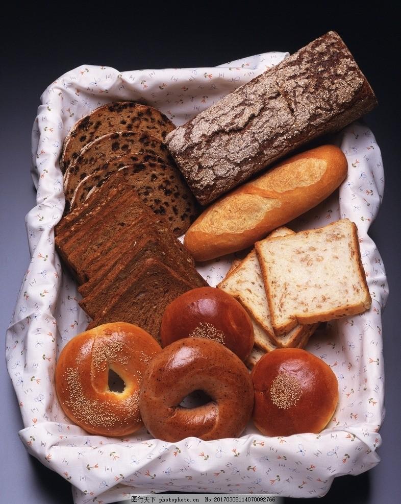 唯美 美食 美味 食物 食品 营养 健康 西餐 面包 法式面包 粗粮面包