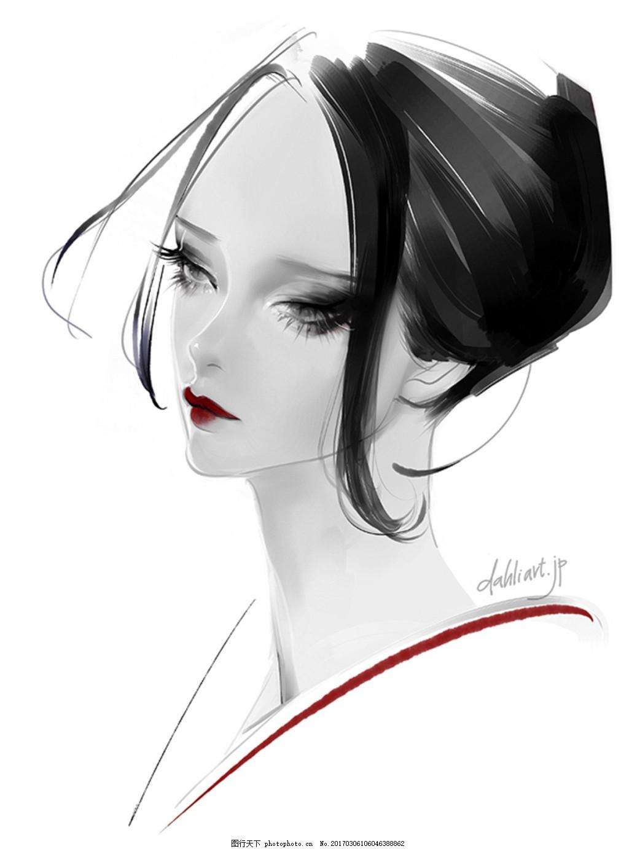 女款发型设计图