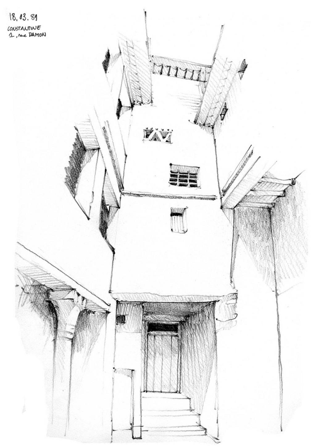 普通欧式建筑 建筑平面图素材免费下载 手绘图 图纸 城堡 建筑施工图