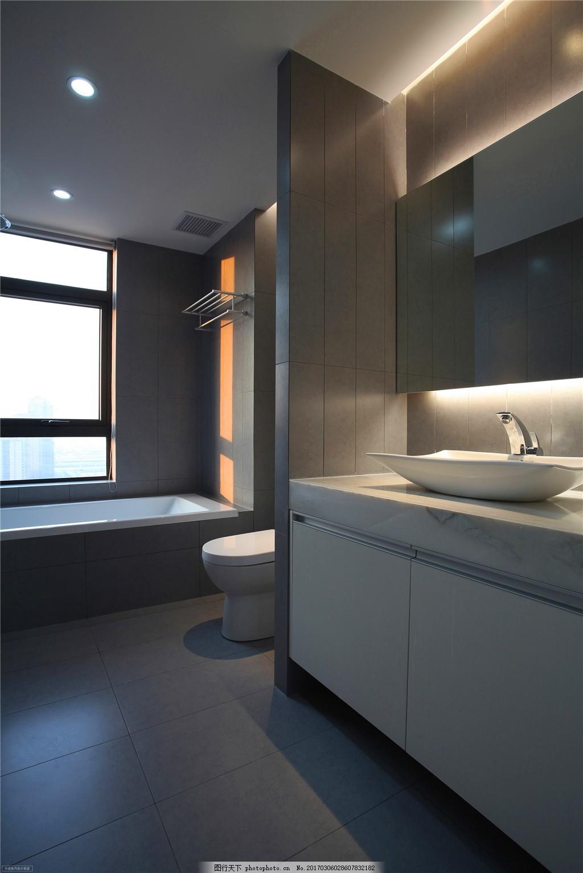 现代卫生间装修效果图 家装效果图 马桶 欧式装修效果图 奢华 设计