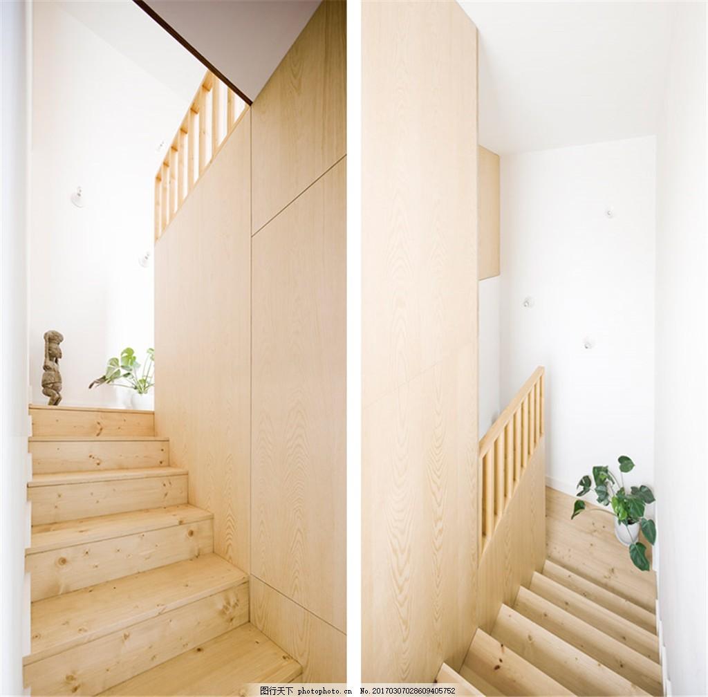 现代夹层楼梯间装修效果图 室内设计 家装效果图 欧式装修效果图 时尚