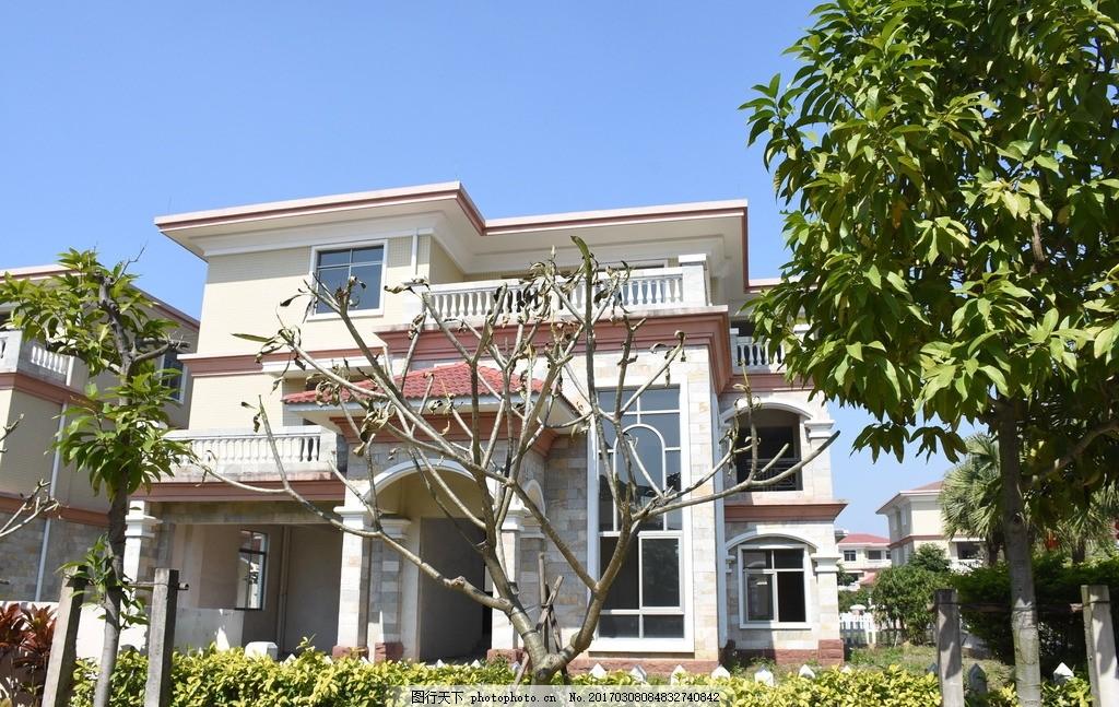 住宅外观 新农村 住宅 别墅 三层 多房 摄影 建筑园林 建筑摄影 300