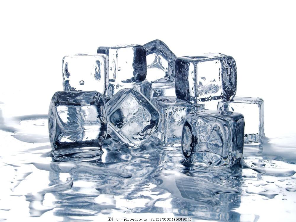 格子冰块图片素材 冰 冰块 冰块设计 冰块摄影 水 水滴 冰块图片 生活
