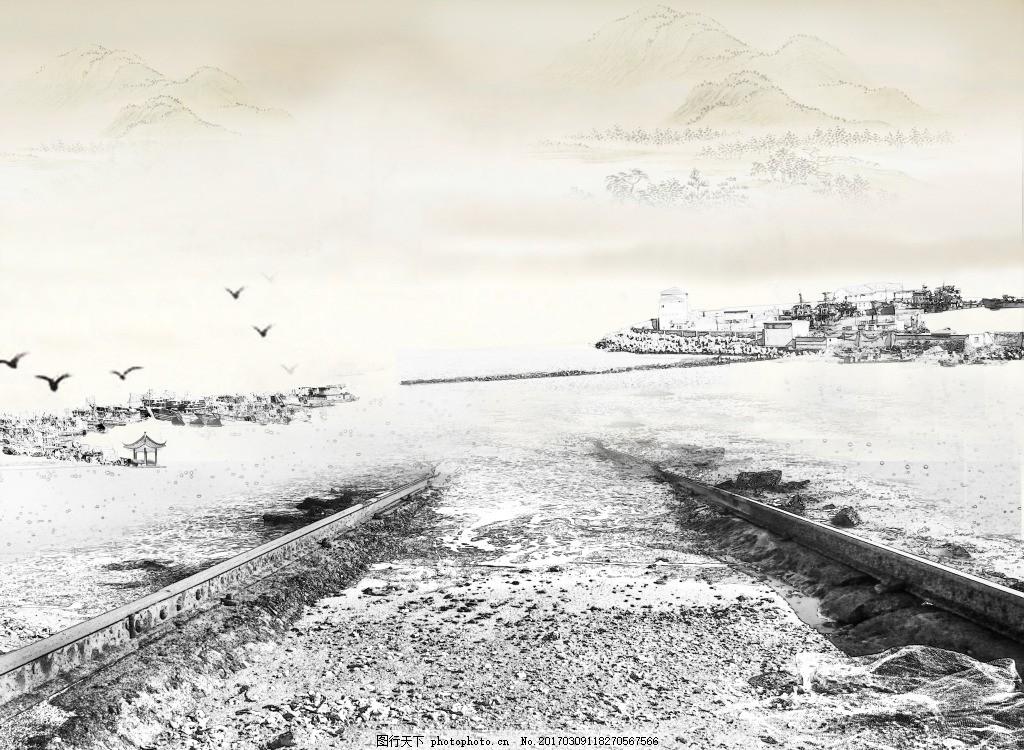 谁人不说家乡美4 蓬莱仙境 自然风景 画意摄影 乡村 乡愁 海道