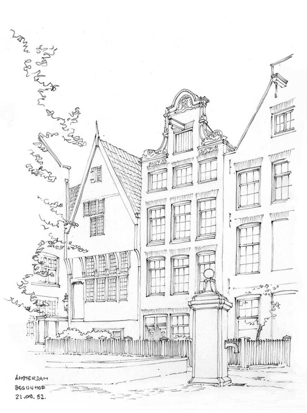 欧式现代建筑效果图 建筑平面图素材免费下载 手绘图 图纸 城堡