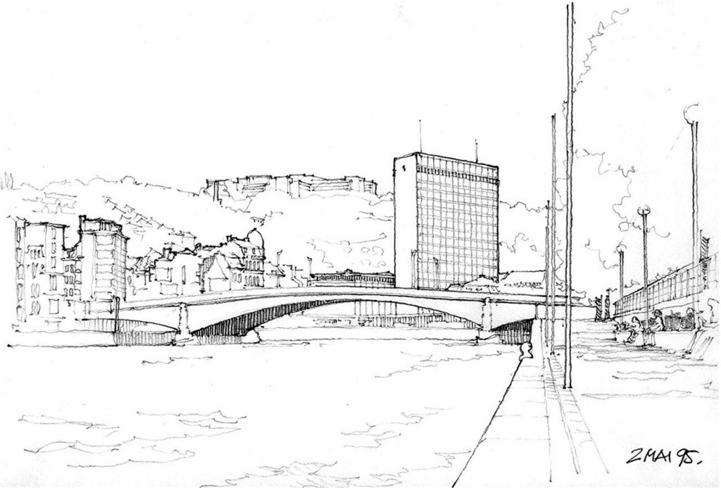 平面图 jpg 城堡 建筑施工图 建筑平面图 欧式建筑 建筑效果图 拱桥