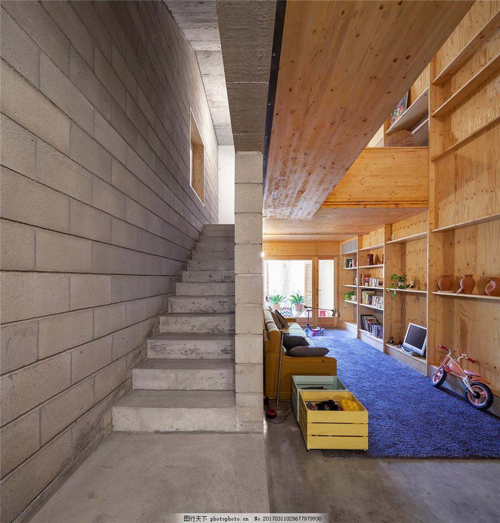 现代儿童休闲区装修效果图 室内设计 家装效果图 欧式装修效果图