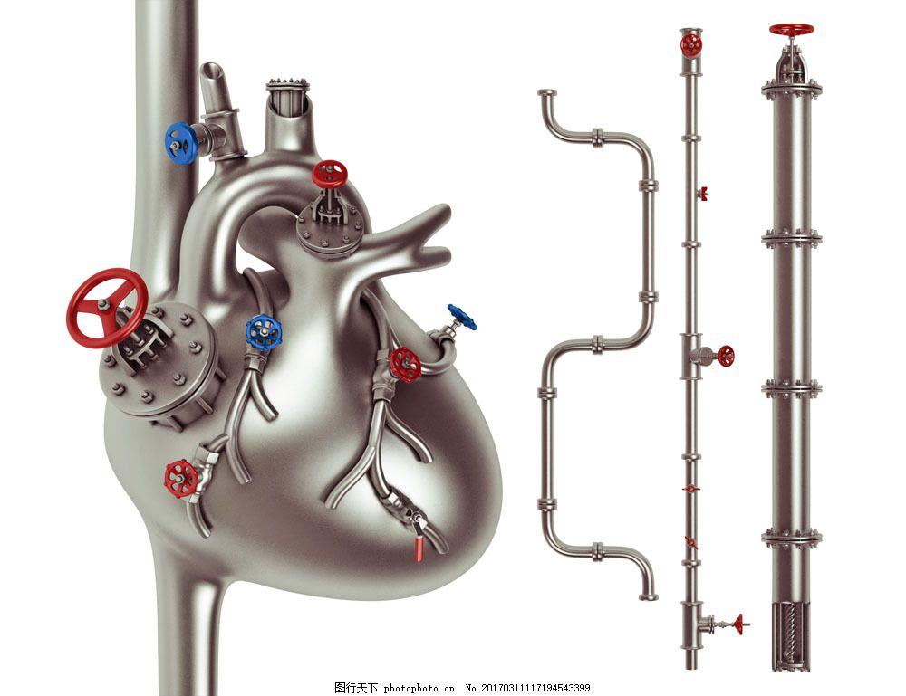 耻辱机械心脏手绘