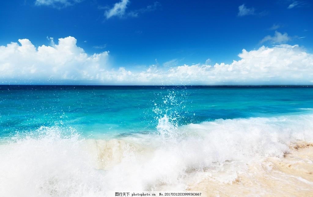 三亚大海 唯美 风景 风光 旅行 自然 海边 海景 海南 中国南海
